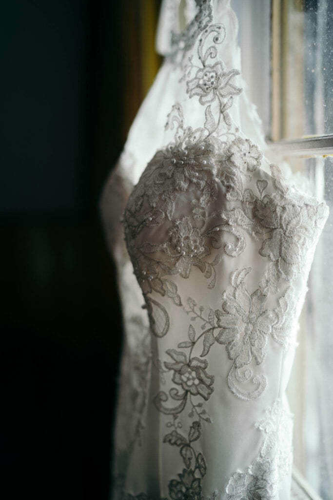 Intimate Details - Wedding Dress