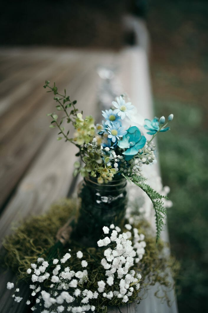 Wedding Details - Flowers