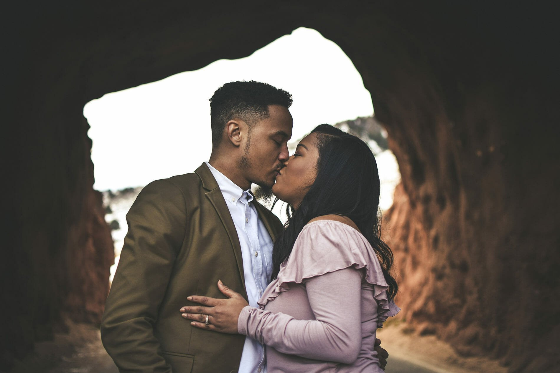 Engagement Photographer - Red Rocks Colorado